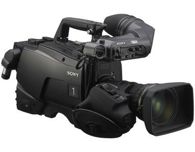 Jetzt kommt der Service auch zur Kamera (hier: HDC-2500) – mit dem Prime Support Plus Labour Pack von Sony