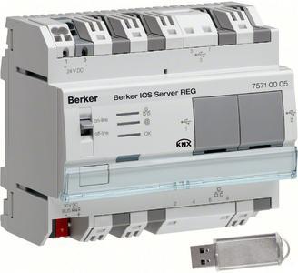 Das Lösungsangebot besteht entweder aus dem B.IOS Server oder einer Server-Software zur Installation auf dem PC oder Tablet-PC.