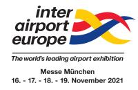 inter airport Europe Logo Deutsch