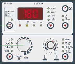 """Die neue """"Picomig 305 puls"""" lässt sich über nur einen Einstellknopf intuitiv bedienen Foto: EWM Hightec Welding"""