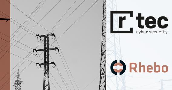 Rhebo und r-tec IT Security