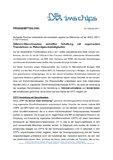 [PDF] Pressemitteilung: Stuttgarter Forscher präsentieren die schnellsten organischen Mikrochips auf der ISSCC 20011