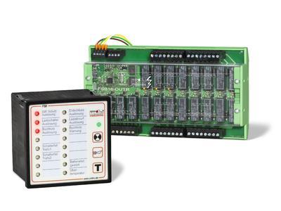 Mehr Intelligenz in Kompakt-Störmeldesystemen für die Überwachung von Versorgungs- und Betriebseinrichtungen