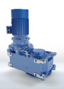 Mit einem SAFOMI-IEC-Adapter für MAXXDRIVE®-Industriegetriebe von NORD DRIVESYSTEMS lässt sich der Bauteilaufwand für Mischeranwendungen reduzieren und gleichzeitig die Betriebssicherheit erhöhen
