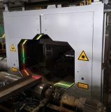 PROgauge-System von TBK bei Nucor Yamato Steel, USA