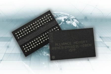 MSC Technologies offers Monolithic High-Speed, Low-Voltage CMOS DDR3L SDRAM from Alliance