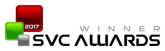 SVC Award Logo