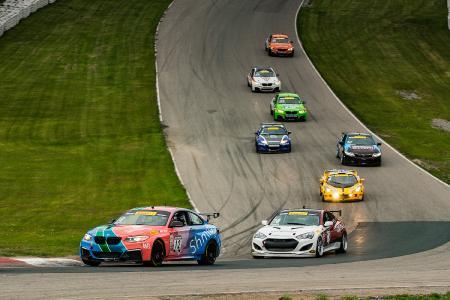 Mason Filippi, BMW M235i Racing, Pirelli World Challenge, Canadian Tire Motorsport Park