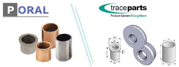 Poral and TraceParts