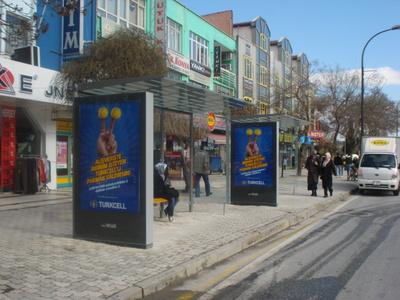 Wall-Start in Konya