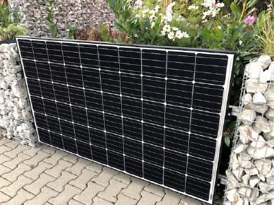 Minisolar - Strom aus dem Garten