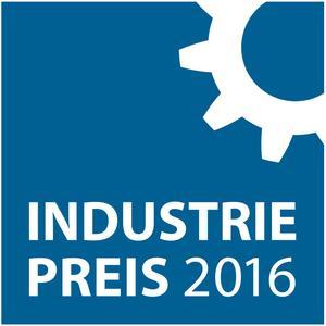 INDUSTRIEPREIS 2016 Logo