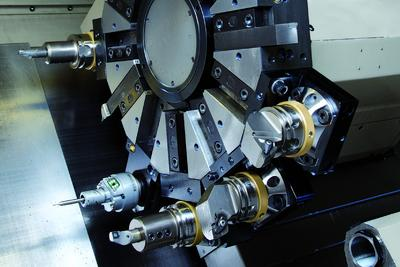 Conversions for lathes offer higher accuracy with increased productivity