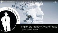 Sicherheit geht vor. Nginx als Bouncer zwischen Identity Management System (IMS) und Webanwendung.