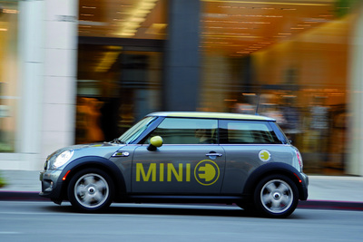Electric mobility is key to reduce CO2 emissions: MINI E will be in service at the COP 15 Climate Summit in Copenhagen