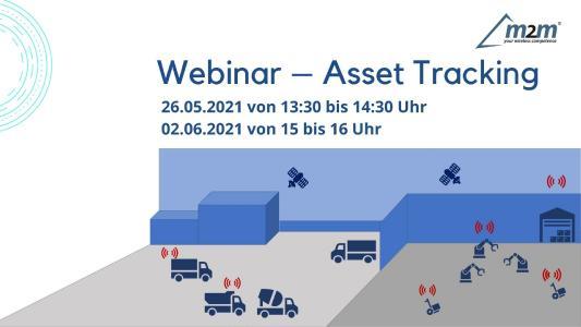 Asset Tracking Webinar
