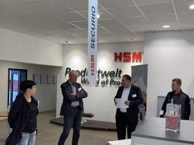 HSM Datenschutzschulung 10/2021