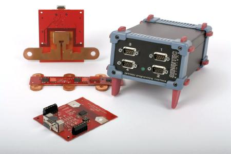 Sensitec offers a demo kit for the CFS1000 to learn the features and benefits of the current sensor in a quick and easy manner