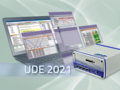 PLS' UDE 2021 simplifies testing and debugging of multi-core SoCs with new intuitive user interface and extended Python support