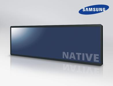 Samsung Native Ultra Stretched PID Panel