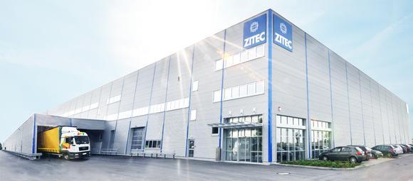 ZITEC Logistikzentrum Plattling