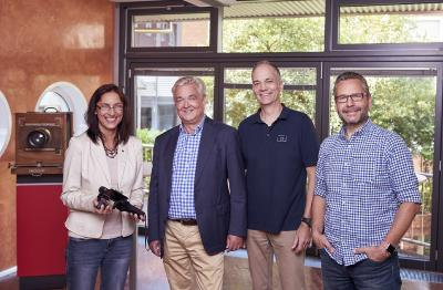 Photo + Medienforum Kiel mit Gimbals ausgestattet