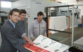 Varimatrix 105 CS from Heidelberg Firmly Established in the Market with Over 60 Die-Cutters Sold