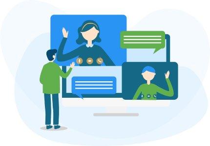 Webinar: Zusammenarbeit in Microsoft Teams (1)