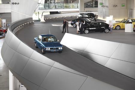 BMW 3.0 CSi premieres at the BMW Welt