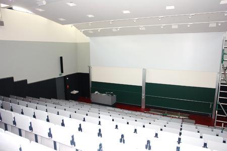 Neuer Hörsaal  (© TU Ilmenau)