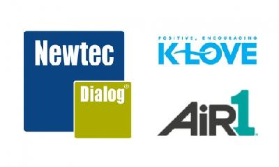 Newtec Dialog® to Power K-LOVE and Air1 Radio Broadcast Network