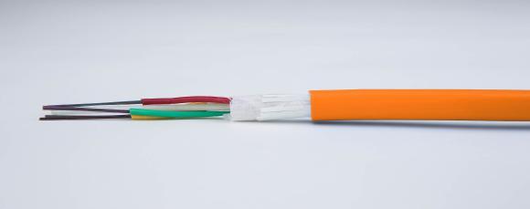 Bei Telegärtner gibt es Bündelader-Glasfaserkabel mit vier bis 48 Single- oder Multimodefasern jetzt auch als Trommelware.
