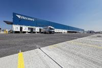 Hermes Logistik Center in Bad Rappenau