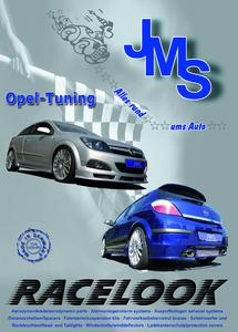 JMS Racelook Opel  Tuning Autozubehörkatalog