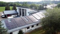 Energiewende in Oberbayern in vollem Gange
