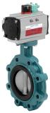 Cast off for the GEMÜ 480 Victoria butterfly valve