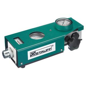 Flow meters SDMKR from Stauff determine flow, pressure and temperature (Picture: Walter Stauffenberg GmbH & Co. KG)