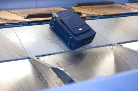 Der BAXORTER ist eine kostenwirksame Gepäcksortierlösung, die zahlreiche Anforderungen eines Flughafens erfüllt.