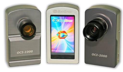 Handheld Hyperspectral Imager