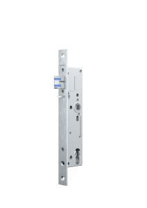 Bei den neuen OneSystem-Panikschlössern wird die Selbstverriegelung mit einer Falle realisiert / Fotos: ASSA ABLOY Sicherheitstechnik GmbH