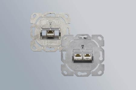 Telegärtner liefert das neue AMJ-S DD Modul mit zugehörigem Verpackungsset für die Gebäudeinstallation