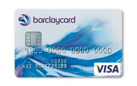 Barclaycard mit neuem Erscheinungsbild