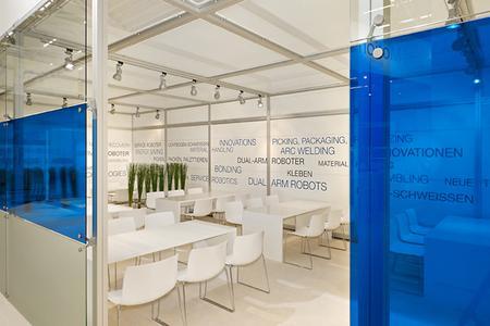 YASKAWA auf der Automatica 2012, Kommunikationsbereich