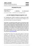 [PDF] Pressemitteilung : ...so sieht digitales Belegmanagement aus!