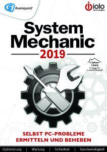 PC-Wartung per Mausklick: System Mechanic 2019