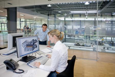 Die Bürkert-Systemhäuser bilden ein internationales Engineering-Netzwerk, das die Anforderungen der jeweiligen Märkte versteht und mit Kompetenz in maßgeschneiderte Systemlösungen umsetzt, Quelle: Bürkert Fluid Control Systems