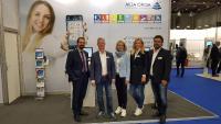 AIDA-Messeteam absolviert erfolgreich Messe Zukunft Personal Nord, Hamburg 2019