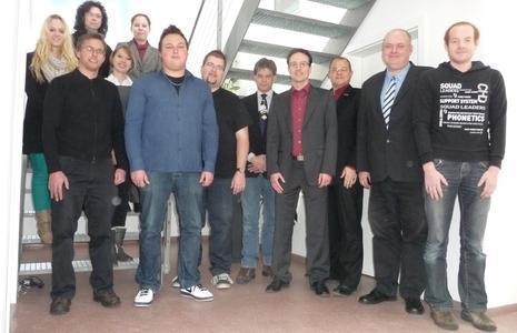 Mitarbeiter der ElectronicSales GmbH (www.electronicsales.de)