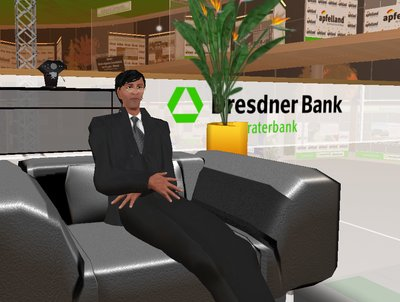 Echte Bankberater vor Ort