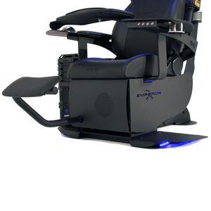 The future is Caseking!: Der Emperor Chair 1510 ab sofort lieferbar - einzeln und als King Mod SLI System